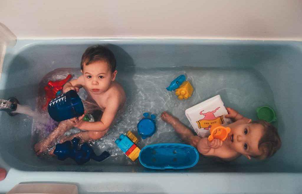 Emotional Benefits of Bath Time