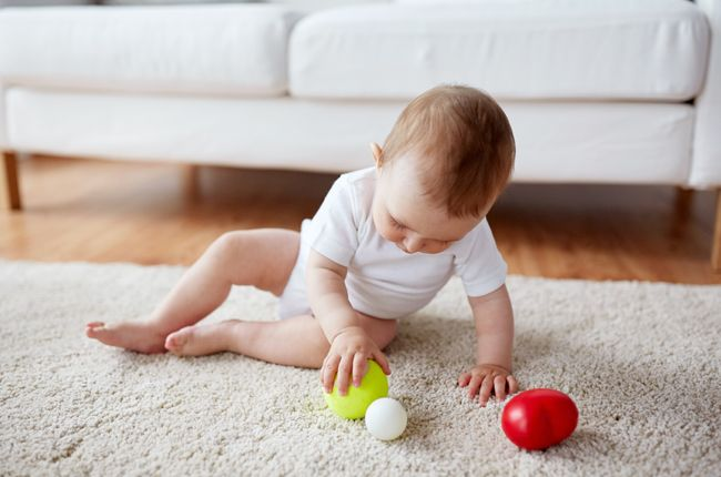 Newborn Play Spaces & Importance of Play